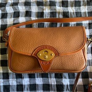 Vintage AWL Dooney & Bourke Cavalry bag